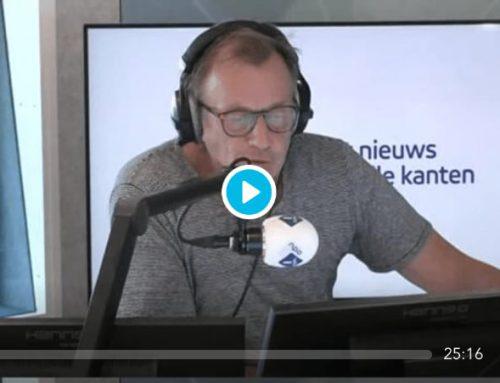 Interview NPO Radio:  Niet alles aan goudzoeken is fout