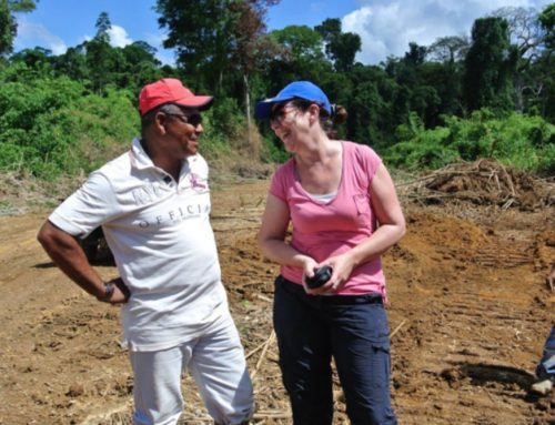 Research is fun! Alemoni, Sipaliwini, Suriname, 2013.